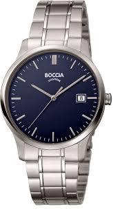 <b>Мужские</b> наручные <b>часы Boccia</b> Titanium — купить на ...