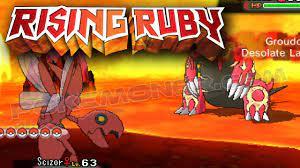 3DS] Pokemon Rising Ruby v2.1 - Pokemoner.com