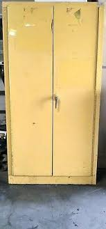 flammable liquid storage safety cabinet 60 gallon 34 x 34 x 65 nice
