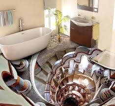 3D Bathroom Designs New Inspiration