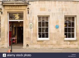 The Eagle pub in Cambridge, England, where Crick and Watts ...