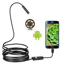 <b>720P 8MM OTG Android</b> Endoscope Camera 1M Video Endoscope ...