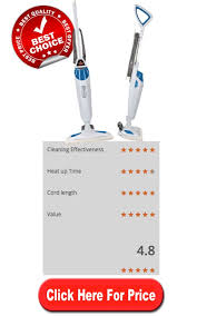 best rated steam mop in 2018