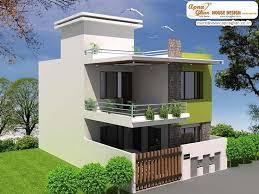 Sq Ft Duplex House Plans Indian Style   Homemini s com Bedroom Duplex House Plans India