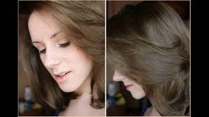 how to get ash blonde hair from black orange yellow brown hair