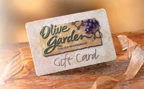 darden restaurants gift cards can be redeemed at any olive garden longhorn steakhouse bahama breeze seasons 52 yard house red lobster or any other