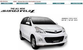 Toyota Avanza Repair Service Manual: AVANZA 2012 F561 / F562 ...