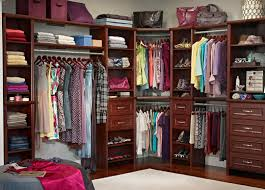 walk in closet systems. Contemporary Bedroom Design With Wooden Walk-in Closet Design, Elegant Wood Organizers, Walk In Systems