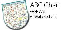 Free Baby Sign Language And Alphabet Chart I Crave Freebies