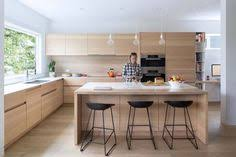 simple modern kitchen. A Modern House That Fits Into The Neighborhood Simple Kitchen