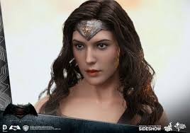 Wonder Woman Hair Style hot toys wonder woman sideshow collectibles 5357 by wearticles.com
