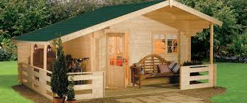 Small Picture HGC Log Cabin Kits