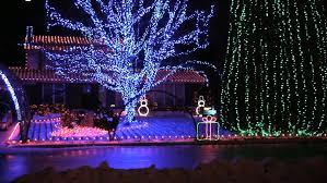 massive obnoxious house light display hd stock clip lights