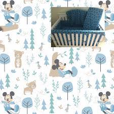 disney mickey mouse crib bedding boy