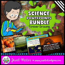Science Powerpoints Bundle Force And Motion Powerpoint And More