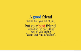 Quotes About Good Friendship A good friend quote about friendship 22