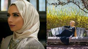 saman munir is a makeup artist and hijab stylist with her own she was inspired to start making her own video tutorials as she felt she could