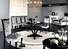 round high gloss dining table black high gloss dining table set hi gloss dining table sets