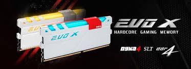 Обзор комплекта <b>памяти GeIL EVO</b> X White DDR4 ...