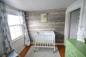 how to make basic pin look like a weathered and chic reclaimed wood plank wall