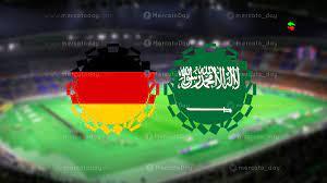 موعد مباراة السعودية والمانيا في اولمبياد طوكيو 2020 والقنوات الناقلة  والمعلق