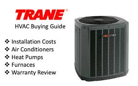 Trane Seer Rating Chart Trane Air Conditioners Ac Unit Prices 2019 Buying Guide