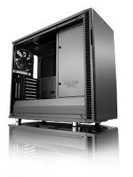 Fractal Design Define R6 Black Fractal Design Define R6 Black Tempered Glass