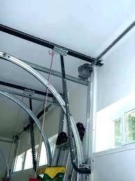 low clearance garage door low clearance garage door high ceiling garage door opener zero clearance garage