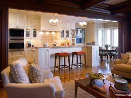 Open Kitchen Design With Living Room Open Living Room And Kitchen Designs Open Kitchen And Living Room