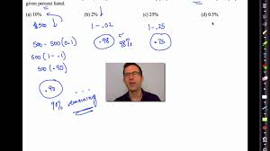 common core algebra ii unit 4 lesson 6 exponential modeling with percent growth and decay v2