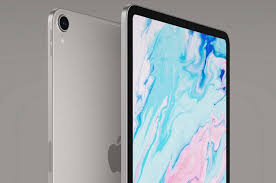 iPad Air 4 With 2018 11-inch iPad Pro Chassis in Three Unique Finishes  Envisioned in