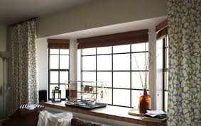 Kitchen Bay Window Decorating Ideas Homely Design 5 Great Bay Windows  Decorating Gallery Design Ideas Curtain.