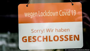Religious congregations and street protests would be subject to exemptions. Covid German Cases Are Growing Exponentially Again News Dw 16 03 2021