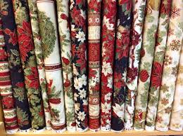 11 best New fabrics images on Pinterest | Fabrics, Baby afghans ... & Beautiful Christmas fabrics from Hoffman Quilt Lovers' Hangout has a very  large selection for you Adamdwight.com