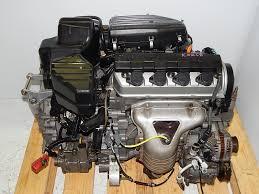 2001 Honda Civic Engine Size