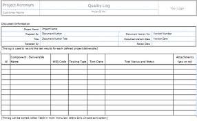 Afbeeldingsresultaat Voor Quality Control Form Template