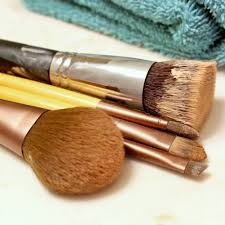 how to clean makeup brushes yucky brushes