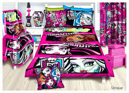 Lovely Monster High Bedroom Sets - Round Decor
