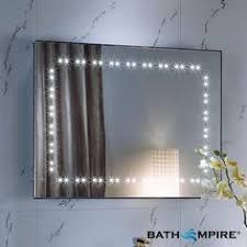 800x600 mm illuminated led bathroom mirror seabrook bathempire