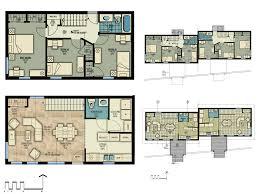 Habitation Solutions » Habitat For Humanity Duplexfloor plans