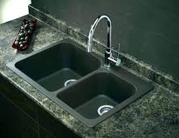 Black Granite Sink Vs Stainless Steel Composite  R57