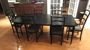 Classic Craigslist Dining Room Table And Chairs Pertaining To