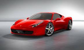2010 Ferrari 458 Italia Review - Top Speed