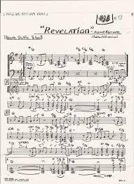 Revelation Song Chord Chart Revelation Robben Ford Jazz Guitar Society