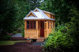 tiny house portland for sale. The Lincoln Tiny Home In Mt. Hood, Oregon. Courtesy Of Hood Village Resort House Portland For Sale