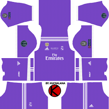 Real madrid dls kits for season 2019/2020 url is available for you to copy and import into any dream league soccer game, can also be use to import new jersey in fts mods. Real Madrid Kits Ucl 2016 17 Final Dream League Soccer Kuchalana