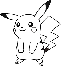 Coloriage De Reptincel Dessin Pokemon A Imprimer Sacha Et Pikachu