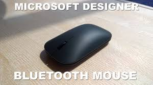 Microsoft Designer Mouse Microsoft Designer Bluetooth Mouse Review Surprisingly Good