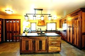 rustic kitchen chandelier island lighting incredible modern chandeliers