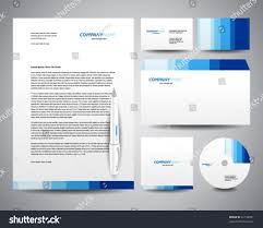 stationary template for word custom letterhead template